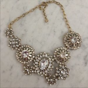 J. Crew statement necklace beautiful!